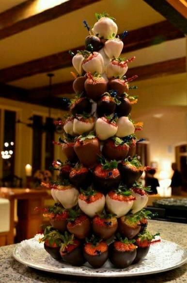 Árbol de fresas. Fuente: https://www.facebook.com/LaBioguia