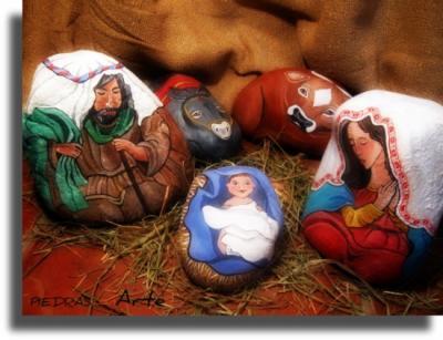 Belen de Piedras. Fuente: http://www.artesanum.com/