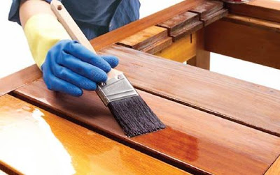 Pintar los muebles de madera. Fuente: http://www.pintomicasa.com/