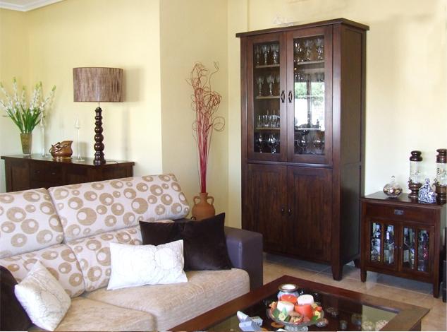 Rustiko muebles r sticos muebles madera natural for Muebles rusticos murcia