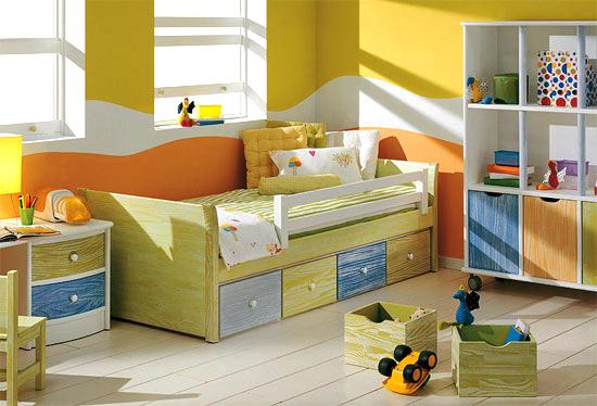 El dormitorio juvenil - Dormitorios de cars ...